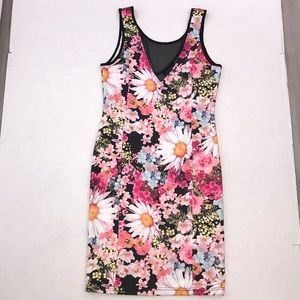 Swoon Floral Dress
